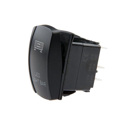Switch type 2 LED